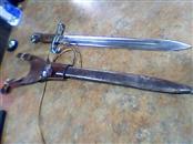 WEYERSBERG KIRSCHBAUM & CO Combat Knife MODELO ARGENTINO 1909